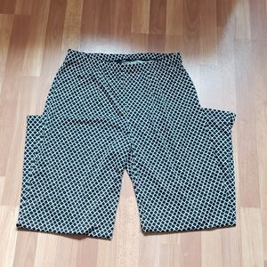 AGB plus size dressy stretchy pants